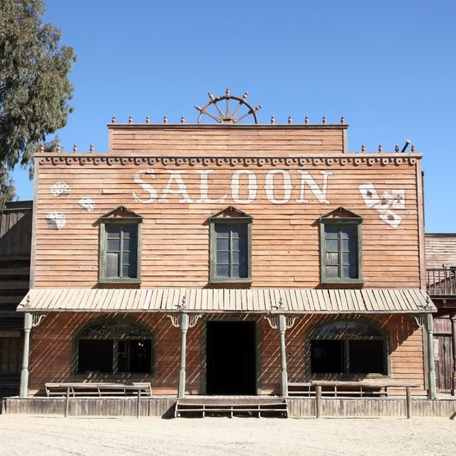 Old Tucson is One Of Arizona's Top Wild West Attractions